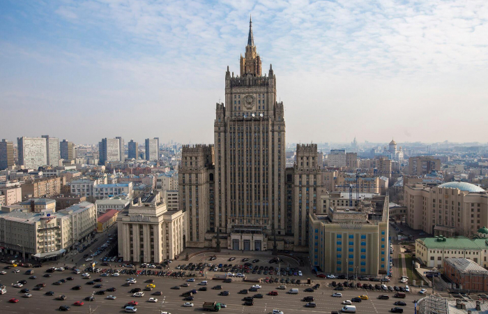 """""""Groundless"""" expulsion of European diplomats from Moscow met with condemnation"""
