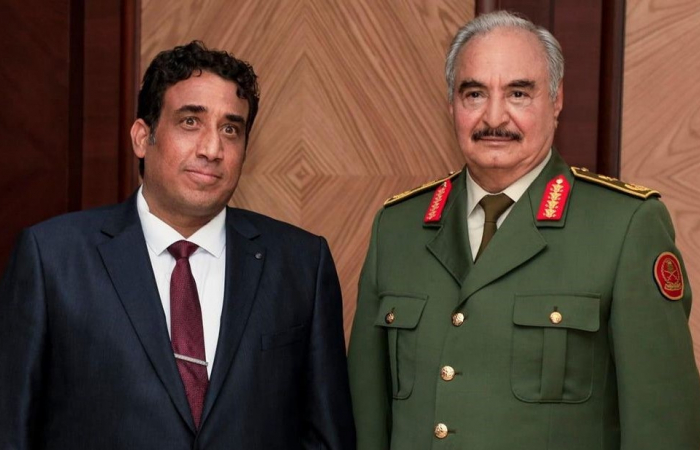 Libya's new prime minister starts work on the formation of a government of national unity