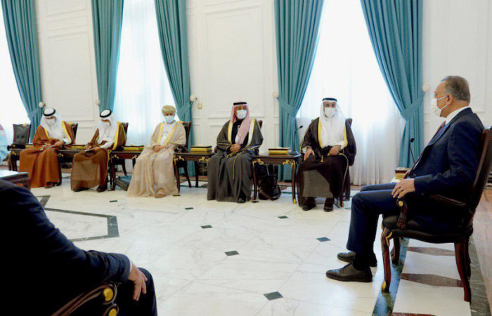 GCC highlights its support for Iraq