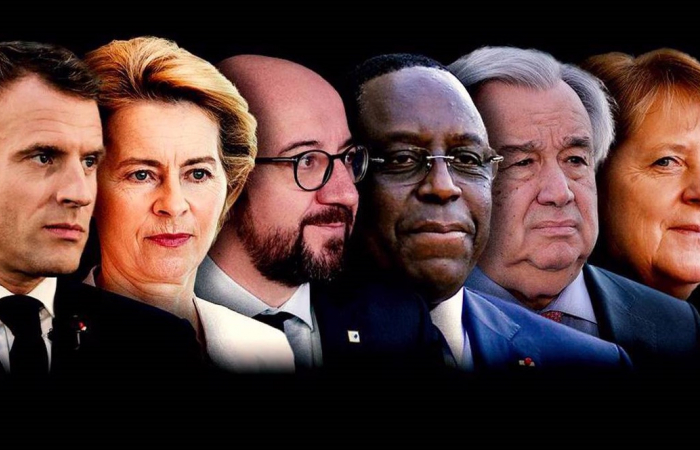 Six world leaders launch global conversation on multilateralism