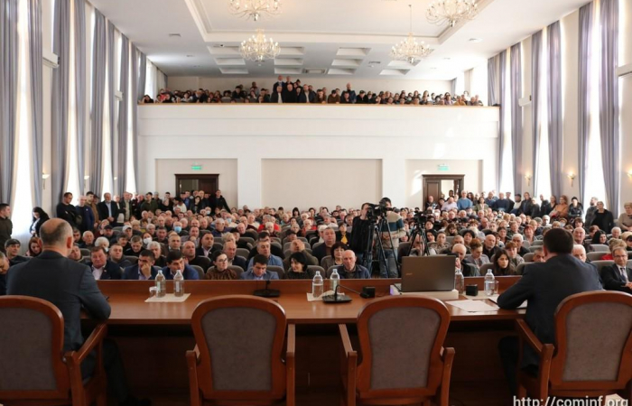 Trouble in Lilliput: South Ossetian politics in crisis