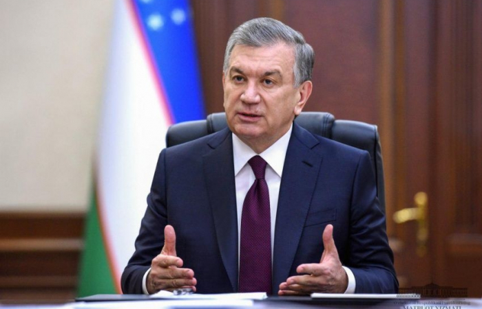 Presidential elections will be held in Uzbekistan on 24 October 2021