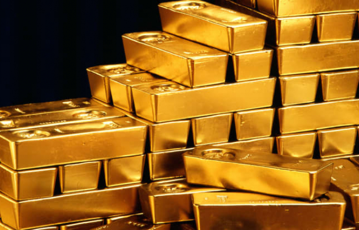 Russia tripled its gold exports in 2020