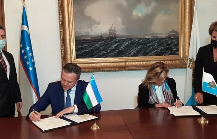San Marino and Uzbekistan seek co-operation after establishing diplomatic relations