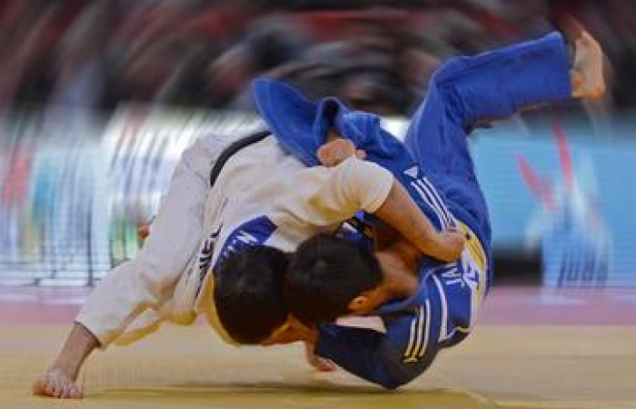Mass brawl in Dagestan during judo championship
