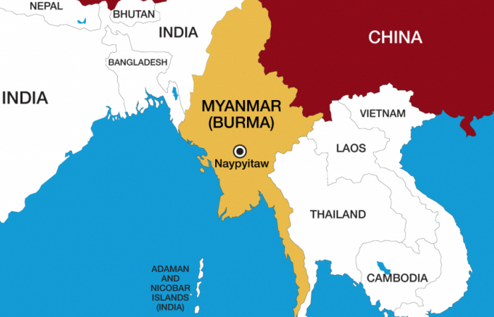 Army stages military coup in Myanmar
