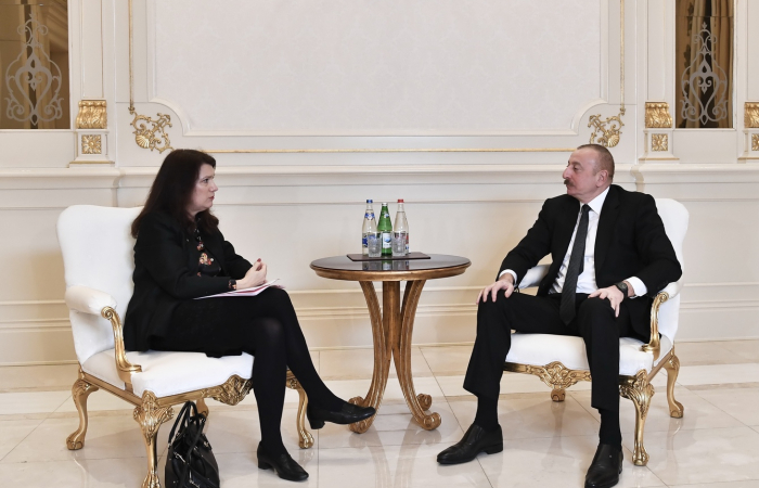 "Ilham Aliyev: ""We need to concentrate on the future"""