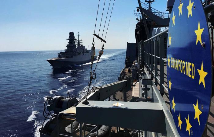 """EU extends Med mission """"Irini"""" in an effort to halt weapon smuggling into Libya"""
