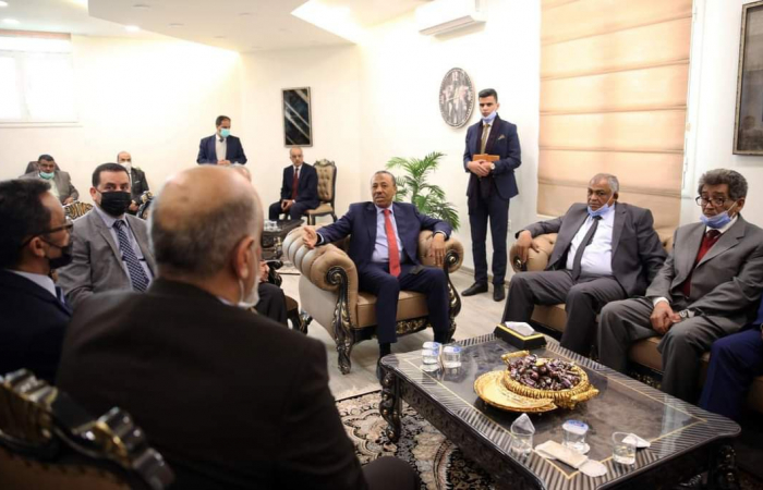 Eastern government recognises Libya's unity government