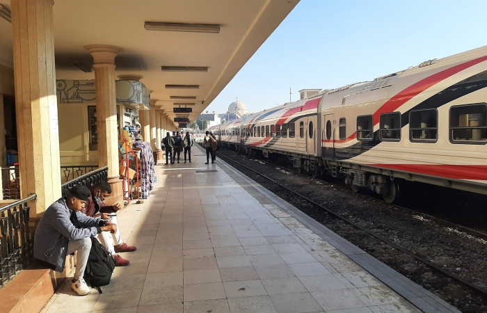 World Bank supports Egypt's railway safety