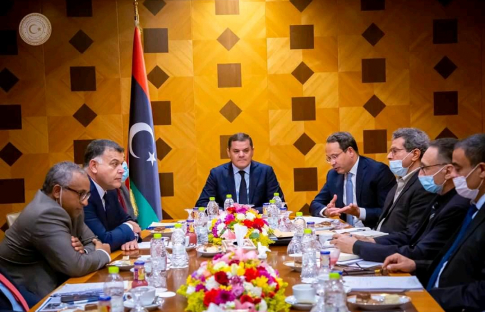 Libyan unity government sworn in