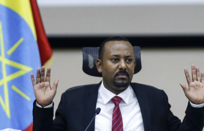 Ethiopia says Eritrea will pull out from Tigray