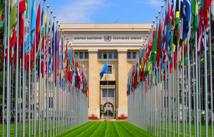 Geneva meeting gives particular focus on non-use of force and international security arrangements