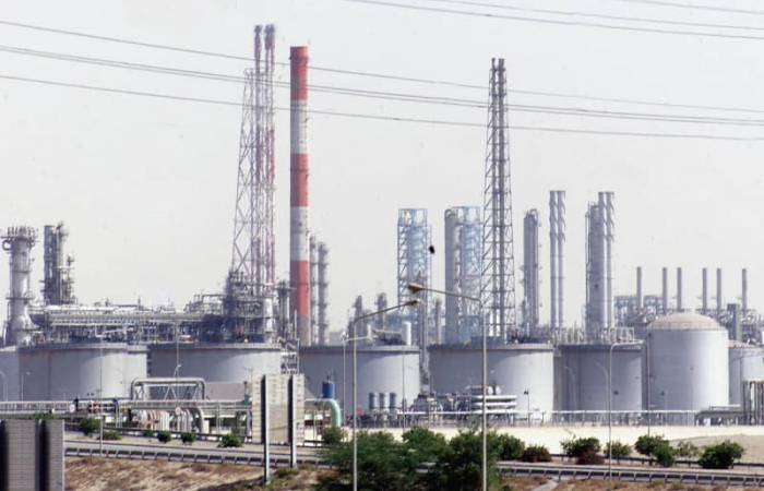 Saudi oil facility in Jizan attacked by Houthis