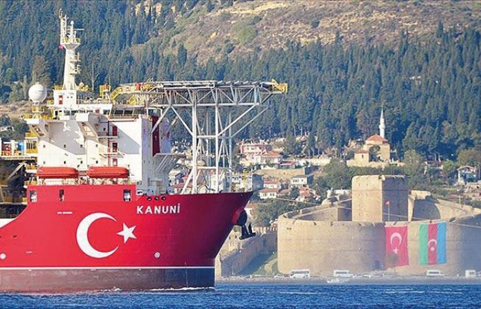 Turkey hopes Black Sea gas will satisfy most of its domestic demand by 2028