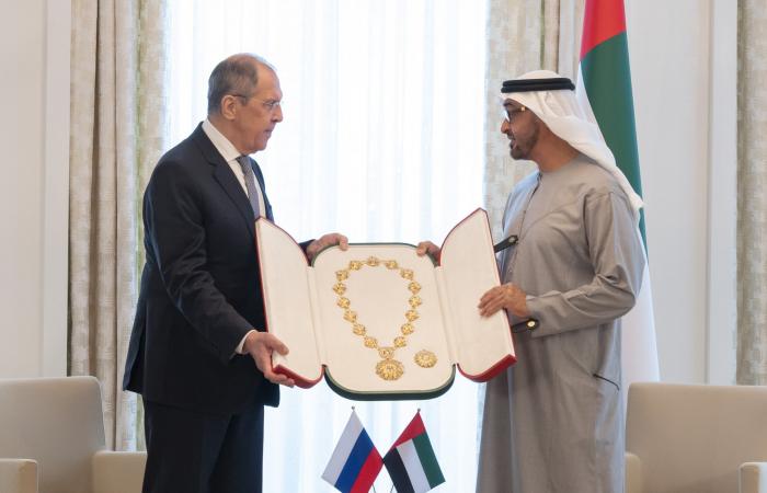 Lavrov upbeat after Gulf visit