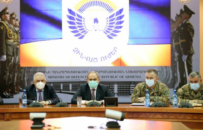 New Army chief in Armenia says military will not interfere in politics