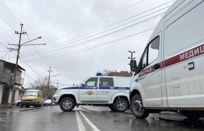 Suspected terrorist bomber killed in Makhachkala