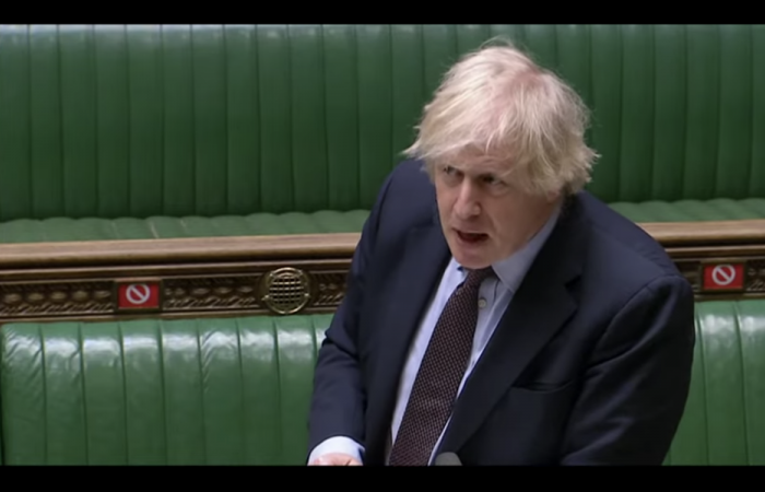 Boris Johnson outlines UK's post-Brexit foreign policy