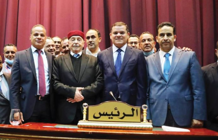 After a decade of turmoil, Libya finally has a unified government
