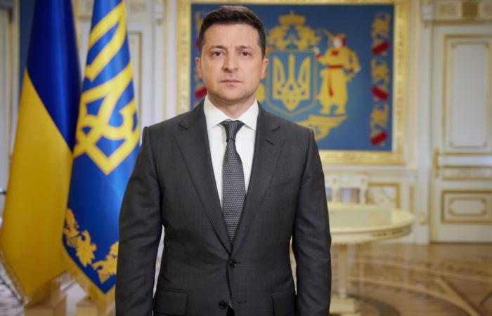 Ukrainian President invites Putin for talks in Donbas war zone