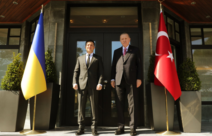 Turkey says it remains firm in its support for Ukraine