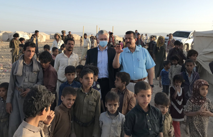 Fighting intensifies in Yemen's Marib with little hope for peace efforts