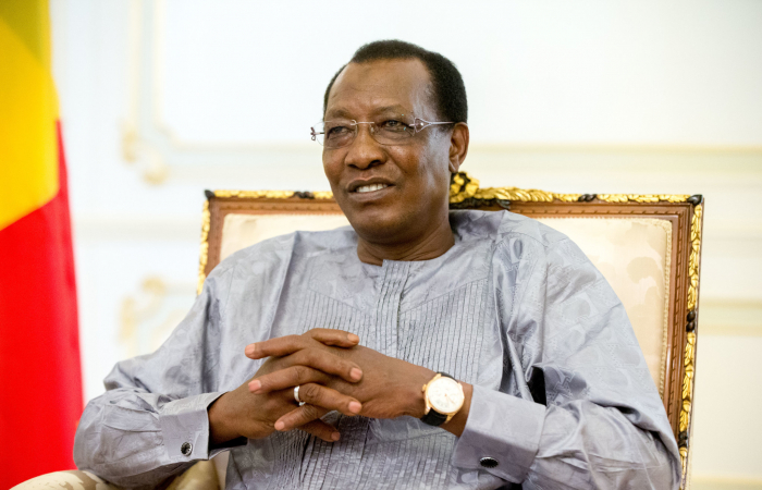 President of Chad killed in fighting with insurgents