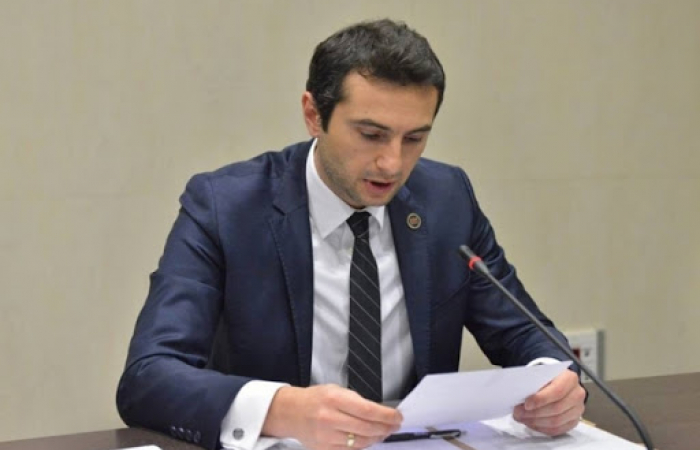 Kakha Kuchava is the new Chairman of the Georgian Parliament