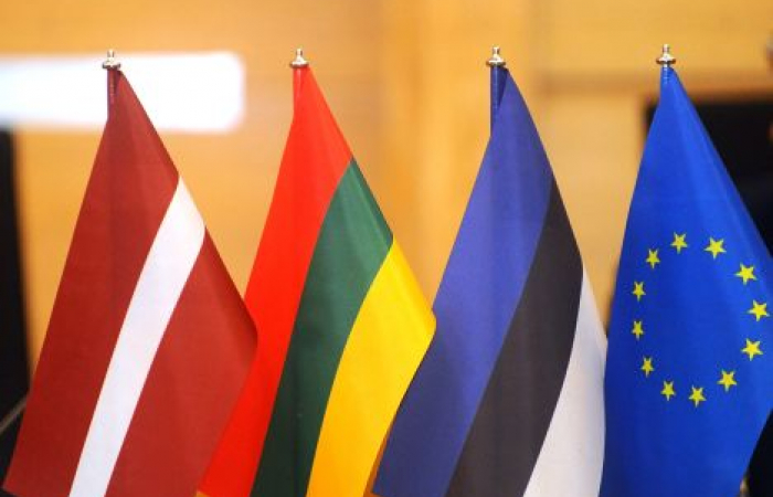 EU's Baltic states shows solidarity with the Czech Republic in diplomatic dispute with Russia