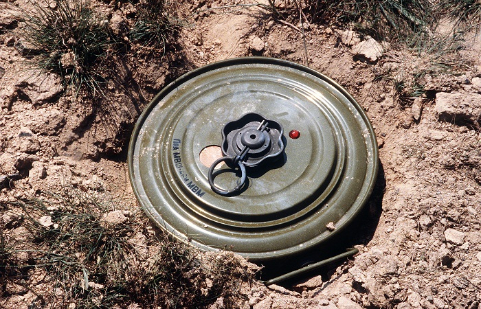4 April is International Landmine Awareness Day