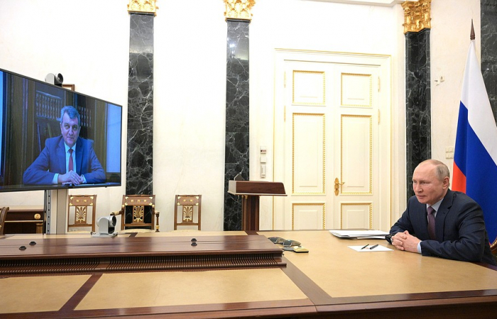 Putin appoints experienced Vice Admiral as Head of North Ossetia