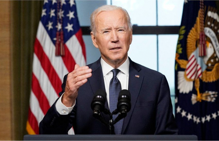 Biden administration announces long-awaited sanctions on Russia