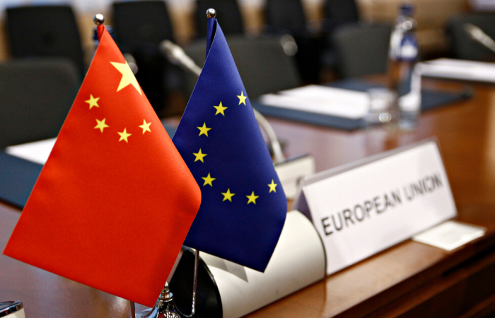 EU puts new Investment Agreement with China on hold