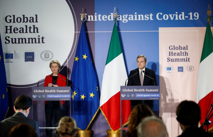 EU to invest in own COVID-19 vaccine factories for Africa