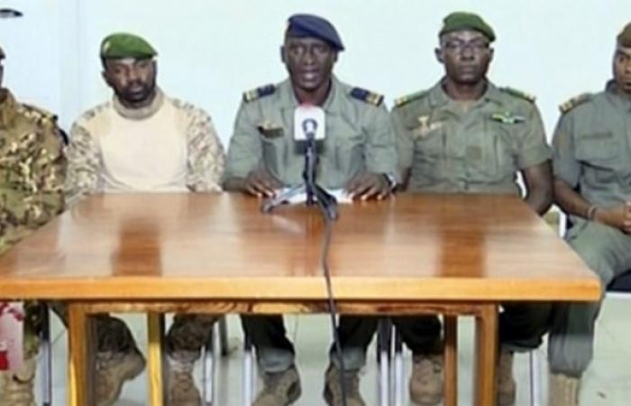 Mali coup leader named as president