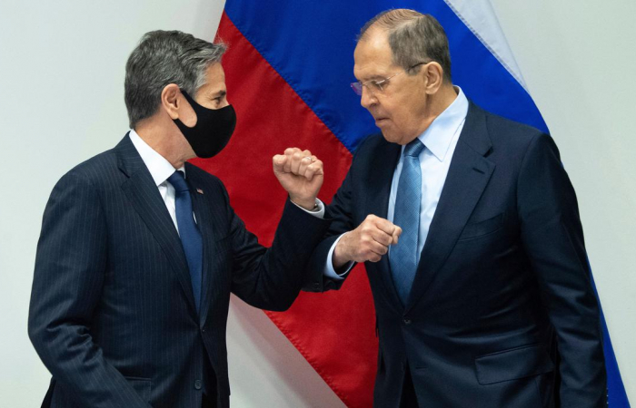 Blinken and Lavrov gently get to know each other at Iceland meeting