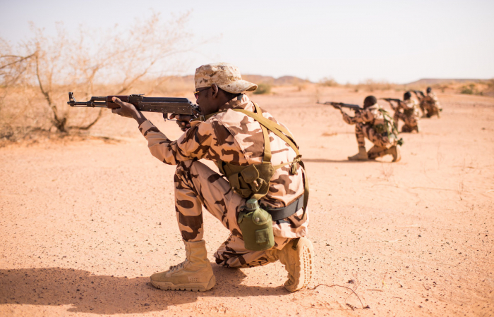 Attack in Niger leaves two dead