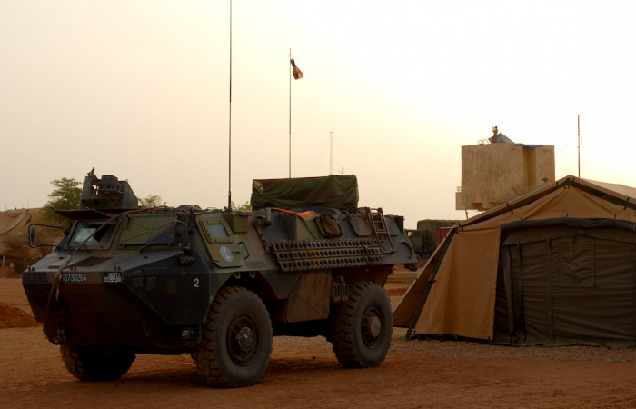 Car bomb attack on France's Barkhane force in Mali leaves several injured