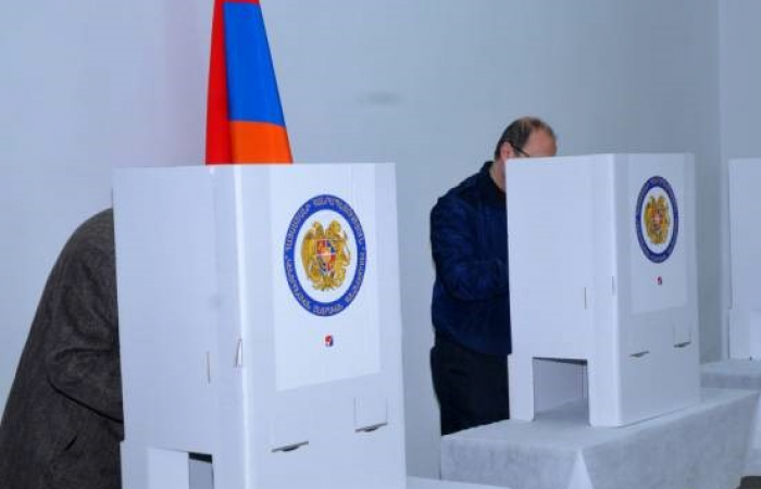 All set for Armenia's early parliamentary elections on 20 June