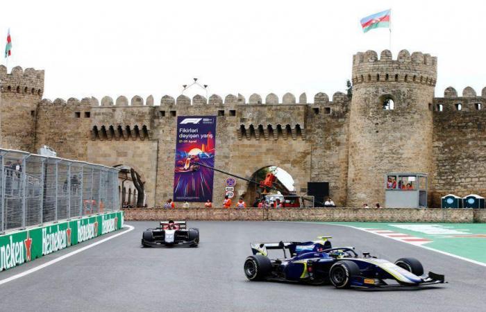 Baku this weekend welcomes the Formula 1 Grand Prix