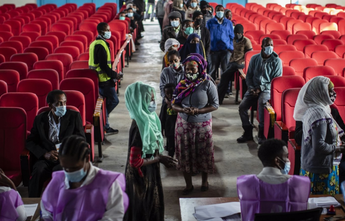 Ethiopians have voted in elections they hope will increase democratic governance