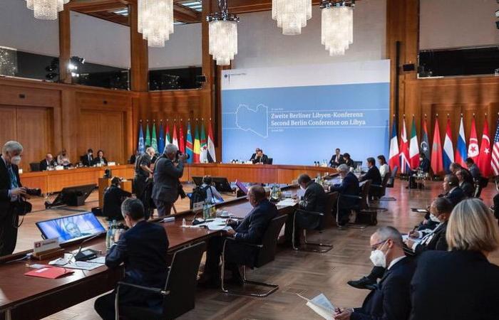 Germany hosts Berlin II conference on Libya
