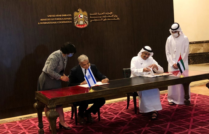 Israel signs co-operation agreement with UAE, inaugurates embassy in Abu Dhabi