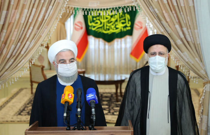 Ebrahim Raisi is the new president of Iran (Updated)