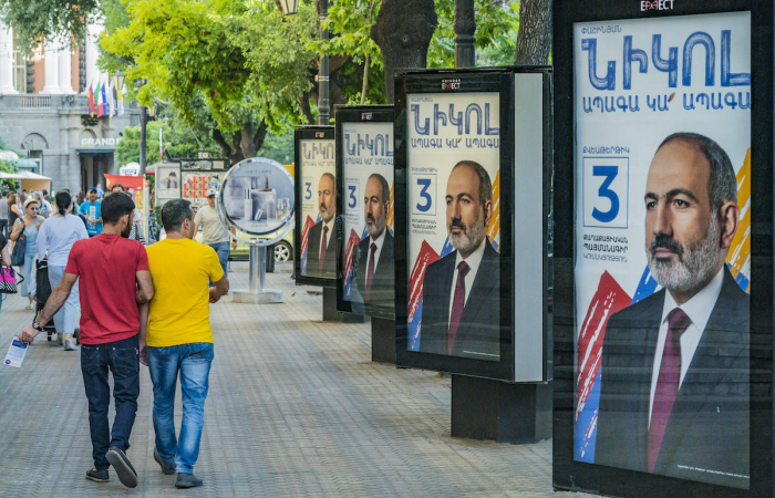 Analysis: The Armenian parliamentary snap election – a way out or a new wave of chaos?