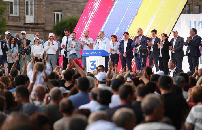 Opinion: Armenia's June elections may lead to further uncertainty and instability