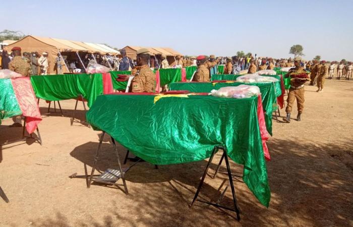 Terrorist attack kills 160 civilians in Burkina Faso