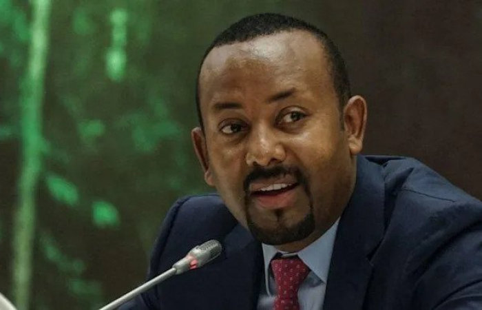 """In Ethiopia, Abiy Ahmed vows to hold """"peaceful, democratic"""" elections"""