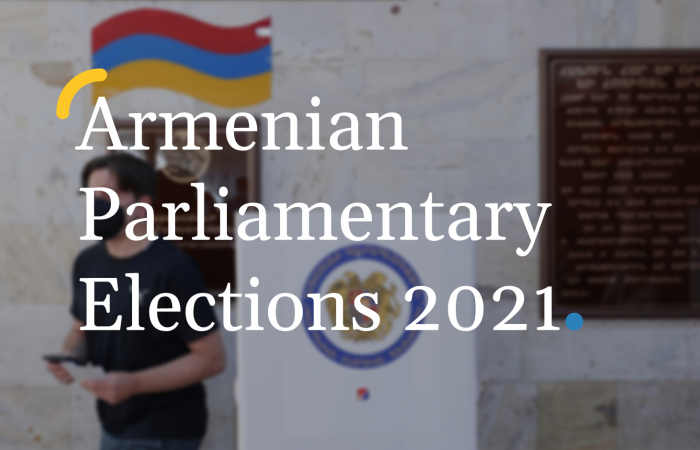 Live blog: Armenia Votes, 20 June 2021
